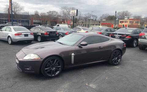 2008 Jaguar XK-Series for sale at BWK of Columbia in Columbia SC