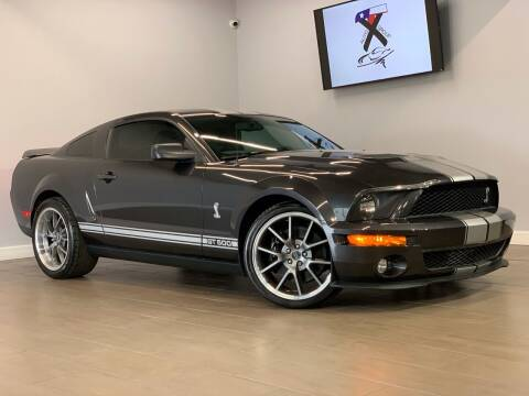 2007 Ford Shelby GT500 for sale at TX Auto Group in Houston TX