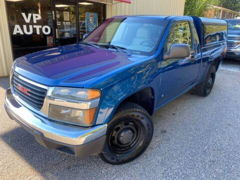 2006 GMC Canyon for sale at VP Auto in Greenville SC
