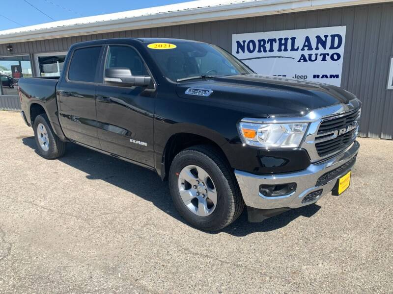 2021 RAM Ram Pickup 1500 for sale at Northland Auto in Humboldt IA
