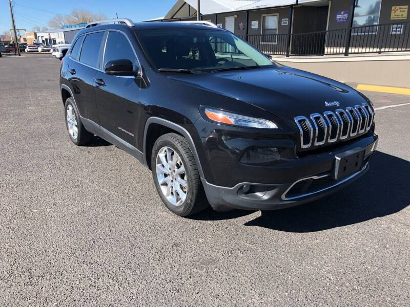2014 Jeep Cherokee for sale at Car & Truck Gallery in Albuquerque NM