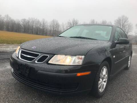2007 Saab 9-3 for sale at GOOD USED CARS INC in Ravenna OH