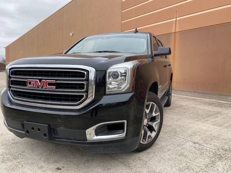 2015 GMC Yukon for sale at ALL STAR MOTORS INC in Houston TX
