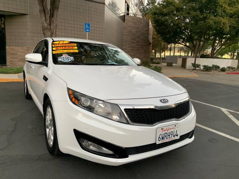 2012 Kia Optima for sale at Right Cars Auto Sales in Sacramento CA