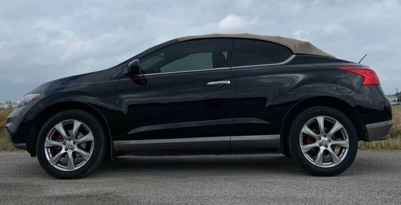 2014 Nissan Murano CrossCabriolet for sale at Palmer Auto Sales in Rosenberg TX