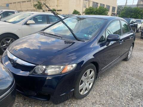 2009 Honda Civic for sale at Philadelphia Public Auto Auction in Philadelphia PA