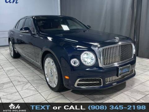 2017 Bentley Mulsanne for sale at AUTO HOLDING in Hillside NJ