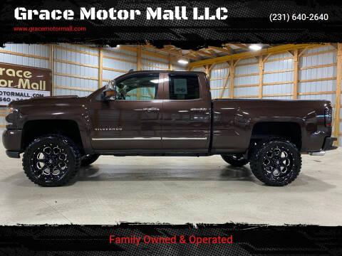 2016 Chevrolet Silverado 1500 for sale at Grace Motor Mall LLC in Traverse City MI