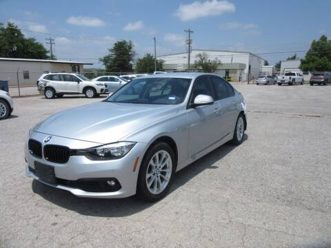 2017 BMW 3 Series for sale at Grays Used Cars in Oklahoma City OK