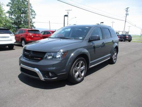 2017 Dodge Journey for sale at FINAL DRIVE AUTO SALES INC in Shippensburg PA