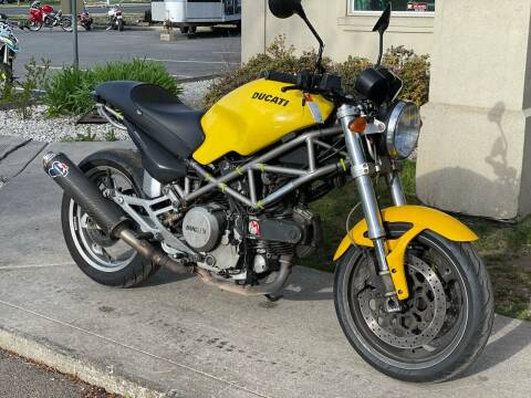 2002 Ducati Monster 620 for sale at Harper Motorsports-Powersports in Post Falls ID