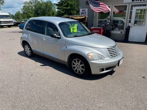 2008 Chrysler PT Cruiser for sale at Hartley Auto Sales & Service in Milton VT