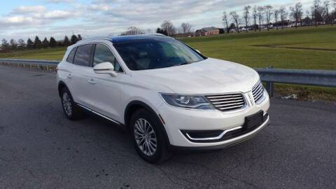 2016 Lincoln MKX for sale at CAR  HEADQUARTERS in New Windsor NY