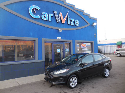 2015 Ford Fiesta for sale at Carwize in Detroit MI