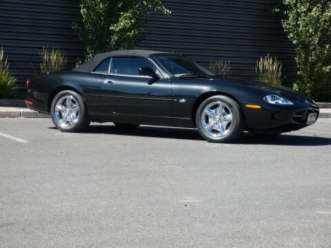 1997 Jaguar XK-Series for sale at Sun Valley Auto Sales in Hailey ID