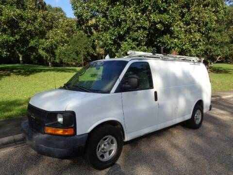 2005 Chevrolet Express Cargo for sale at Houston Auto Preowned in Houston TX