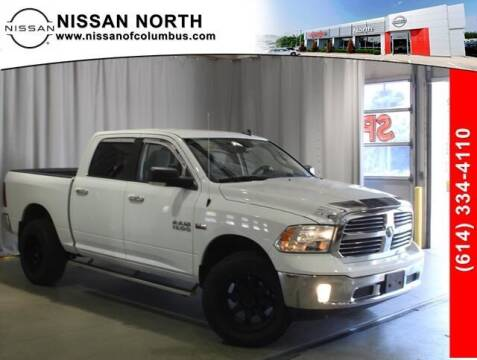 2017 RAM Ram Pickup 1500 for sale at Auto Center of Columbus in Columbus OH
