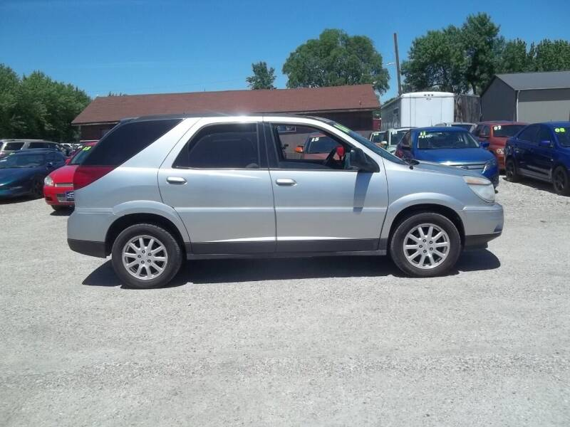 2006 Buick Rendezvous for sale at BRETT SPAULDING SALES in Onawa IA