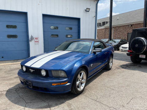 2009 Ford Mustang for sale at Pulse Autos Inc in Indianapolis IN
