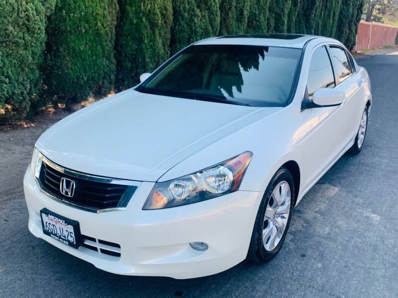 2009 Honda Accord for sale at River City Auto Sales Inc in West Sacramento CA