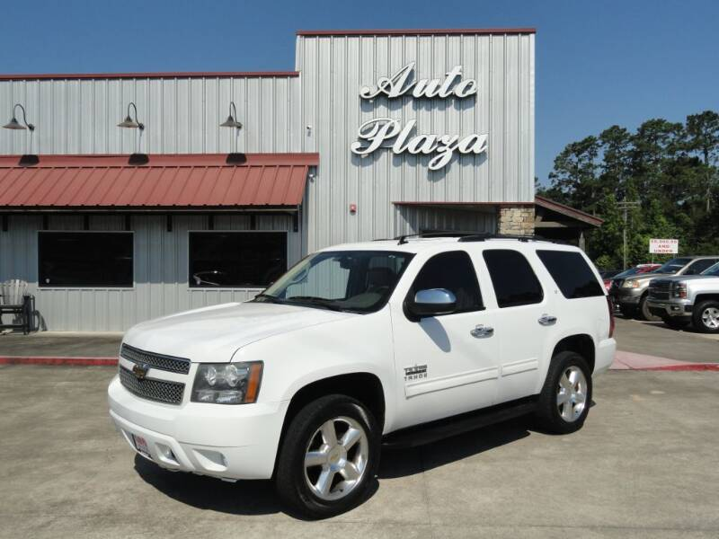 2011 Chevrolet Tahoe for sale at Grantz Auto Plaza LLC in Lumberton TX