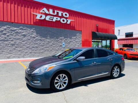 2013 Hyundai Azera for sale at Auto Depot - Smyrna in Smyrna TN