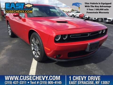 2017 Dodge Challenger for sale at East Syracuse Performance Sales & Service in Syracuse NY