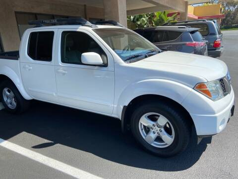 2006 Nissan Frontier for sale at Coast Auto Motors in Newport Beach CA
