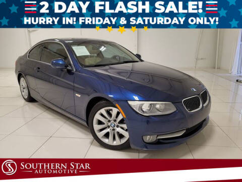 2013 BMW 3 Series for sale at Southern Star Automotive, Inc. in Duluth GA