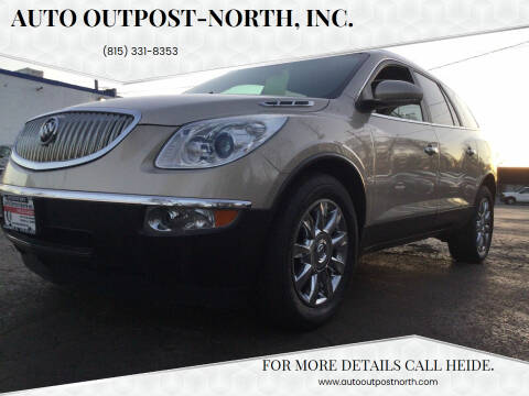 2011 Buick Enclave for sale at Auto Outpost-North, Inc. in McHenry IL