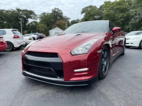 2015 Nissan GT-R for sale at SOUTH SHORE AUTO GALLERY, INC. in Abington MA