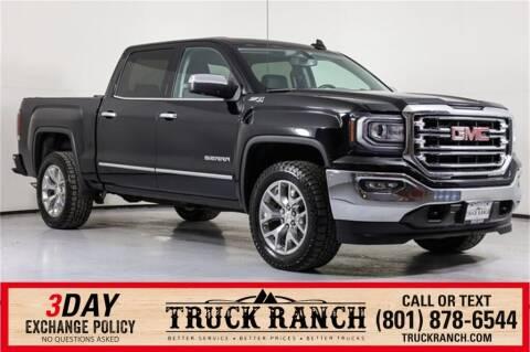 2018 GMC Sierra 1500 for sale at Truck Ranch in American Fork UT