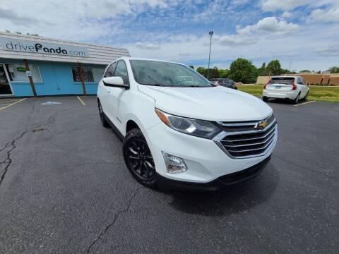 2018 Chevrolet Equinox for sale at DrivePanda.com in Dekalb IL