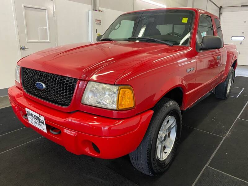 2003 Ford Ranger for sale at TOWNE AUTO BROKERS in Virginia Beach VA