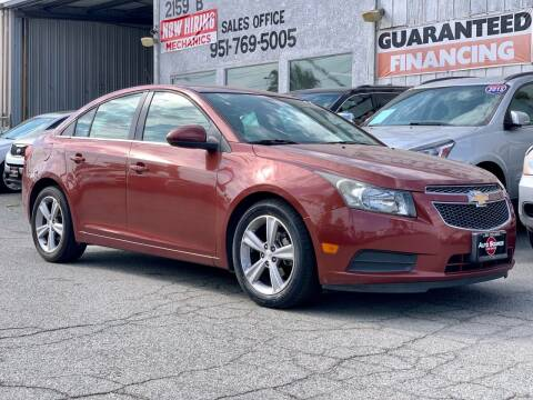 2013 Chevrolet Cruze for sale at Auto Source in Banning CA