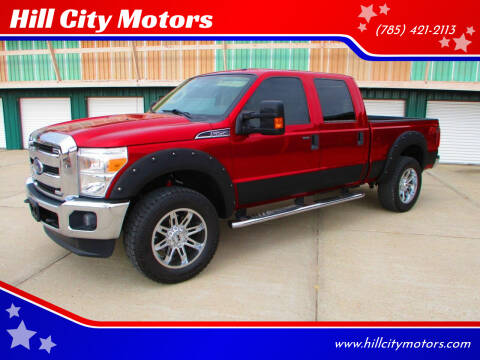 2016 Ford F-250 Super Duty for sale at Hill City Motors in Hill City KS