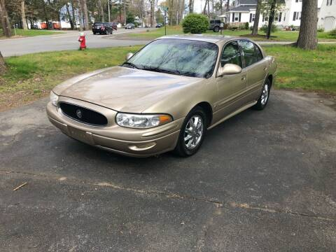 2005 Buick LeSabre for sale at Billycars in Wilmington MA