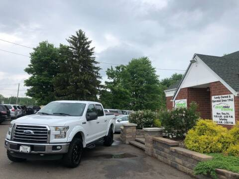 2015 Ford F-150 for sale at Direct Sales & Leasing in Youngstown OH
