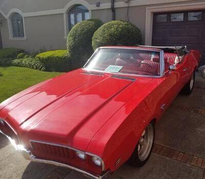 1969 Oldsmobile Cutlass for sale at Island Classics & Customs in Staten Island NY