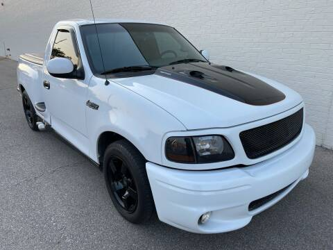 2001 Ford F-150 SVT Lightning for sale at Best Value Auto Sales in Hutchinson KS