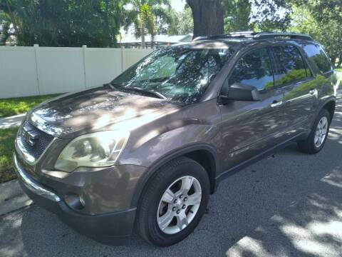 2008 GMC Acadia for sale at Low Price Auto Sales LLC in Palm Harbor FL