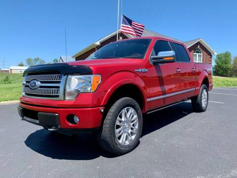 2010 Ford F-150 for sale at HillView Motors in Shepherdsville KY