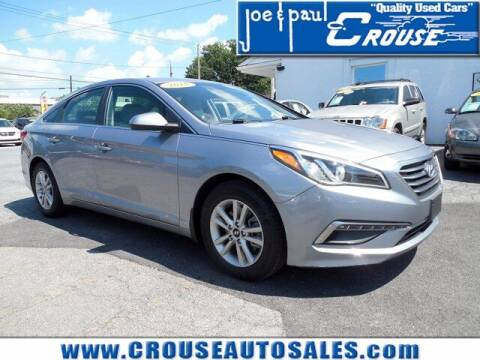 2015 Hyundai Sonata for sale at Joe and Paul Crouse Inc. in Columbia PA