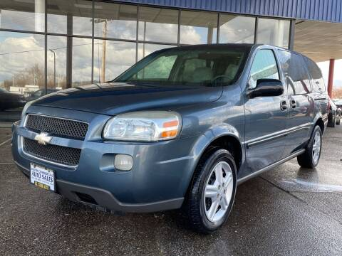 2005 Chevrolet Uplander for sale at South Commercial Auto Sales in Salem OR