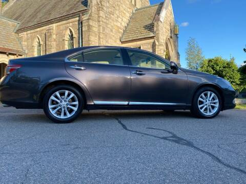 2012 Lexus ES 350 for sale at Reynolds Auto Sales in Wakefield MA