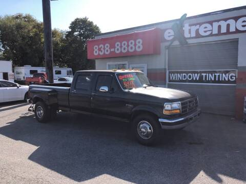 1993 Ford F-350 for sale at Extreme Auto Sales in Plainfield IN