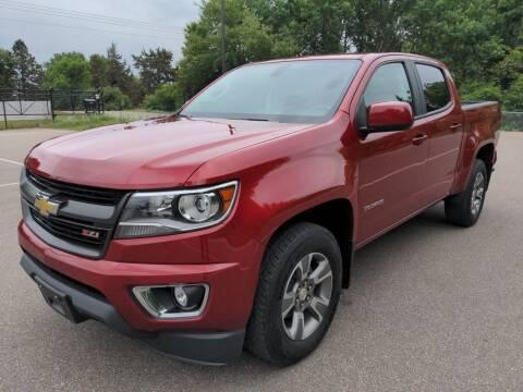 2016 Chevrolet Colorado for sale at Ace Auto in Jordan MN