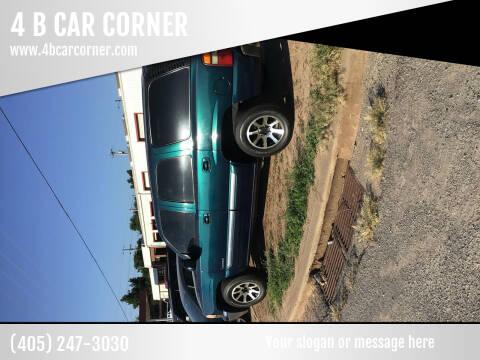 2005 GMC Yukon for sale at 4 B CAR CORNER in Anadarko OK