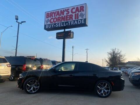 2017 Dodge Charger for sale at Bryans Car Corner in Chickasha OK