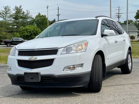 2010 Chevrolet Traverse for sale at MAGIC AUTO SALES in Little Ferry NJ